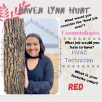 Raven Lynn Hunt Senior Highlight