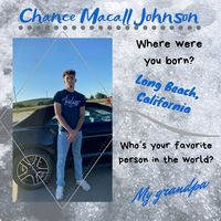 Chance Macall Johnson Senior Highlight
