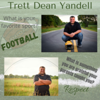 Trett Dean Yandell Senior Highlight