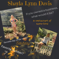 Shayla Lynn Davis Senior Highlight